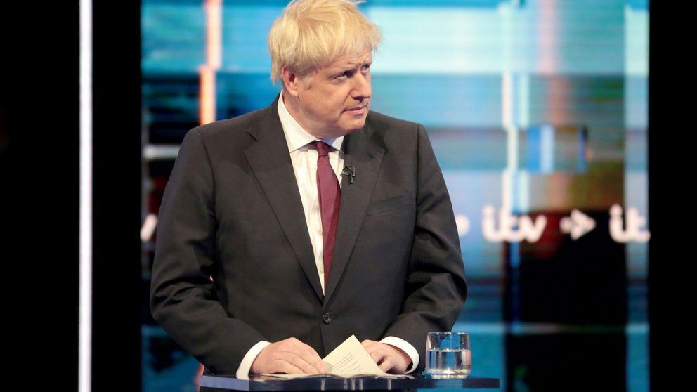 Johnson, o cómo ser el futuro sucesor de May sin contestar a una sola pregunta