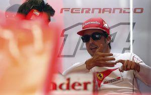 El equipo de Alonso da un paso más para ser una realidad en el año 2014