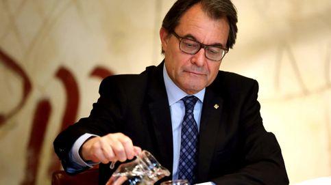 Artur Mas dice que le preocupa el futuro de Barcelona con Ada Colau