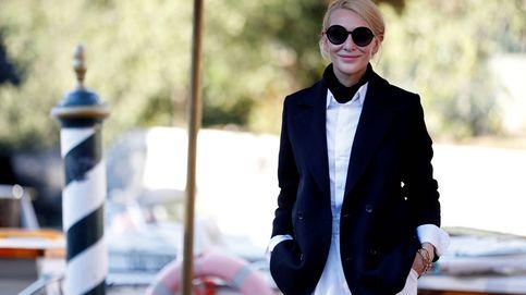 El look marinero de Cate Blanchett ante el que ha sucumbido toda Venecia