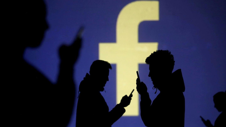 Logotipo de Facebook. (Reuters)