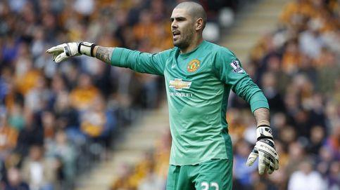 Otra falta de respeto del United a Valdés: una pesadilla en el Teatro de los Sueños
