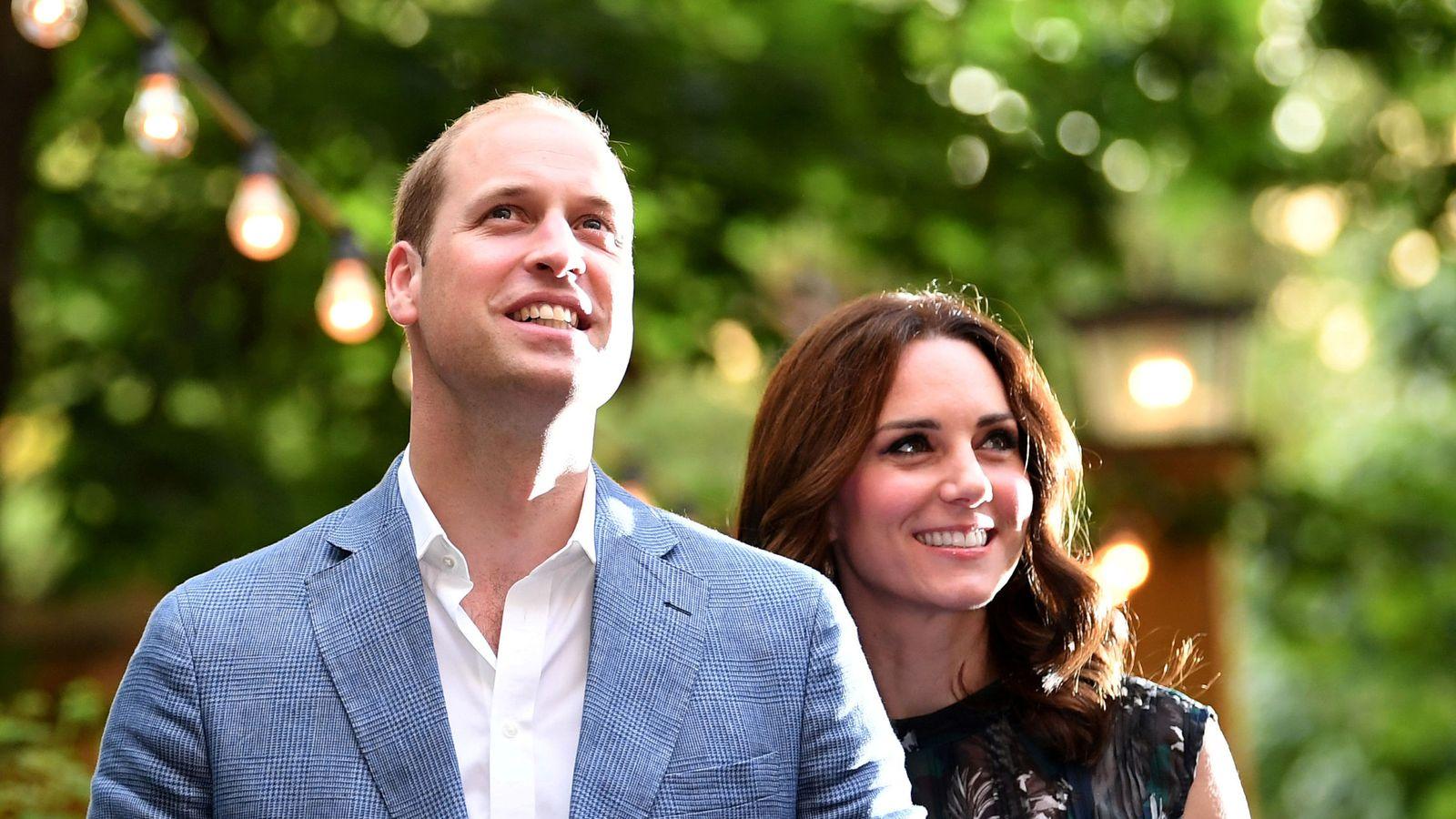 Foto: Los duques de Cambridge en una foto de archivo. (Reuters)