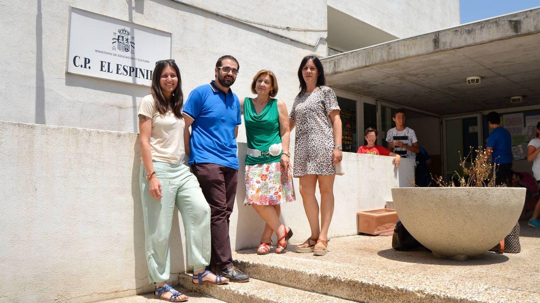 El colegio de Villaverde que pasó de dar miedo a codearse con los mejores de Madrid