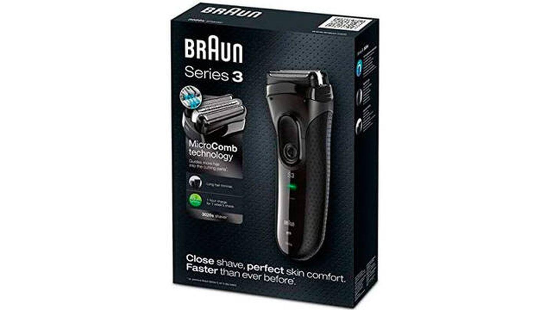 Afeitadora eléctrica Braun ProSkin 3020s Series 3