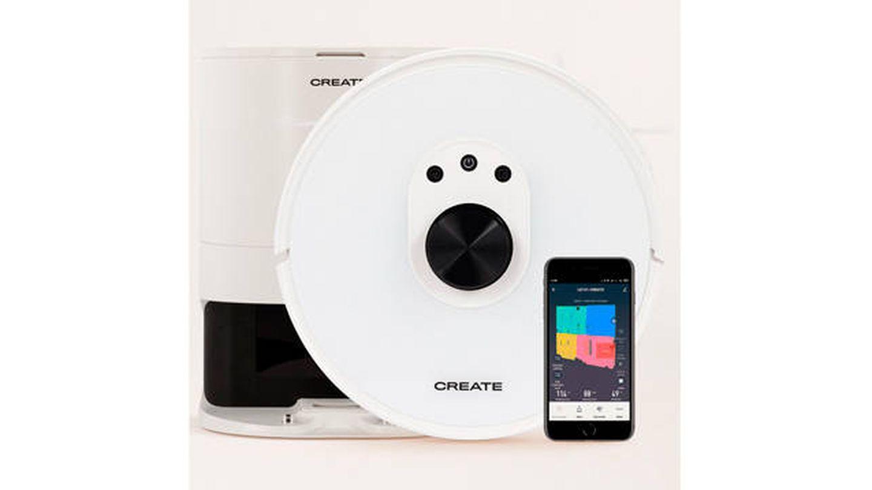 Robot aspirador inteligente láser NETBOT LS27
