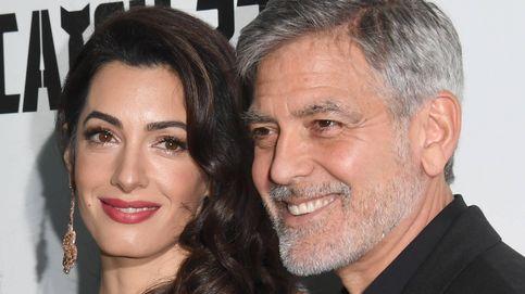 George y Amal Clooney y la polémica cabaña que planean construir en su mansión