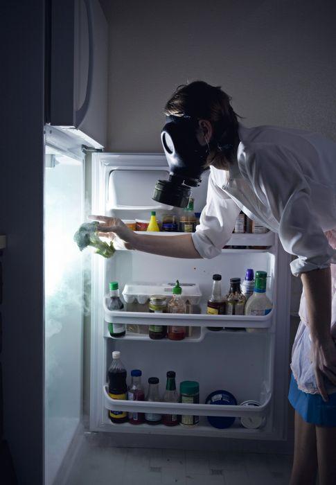 Higiene evita la escarcha en la nevera y otros consejos - Como limpiar una cocina muy sucia ...