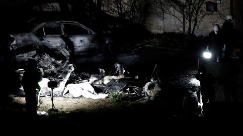 Muere el piloto de una avioneta estrellada en un polígono de Noáin (Navarra)
