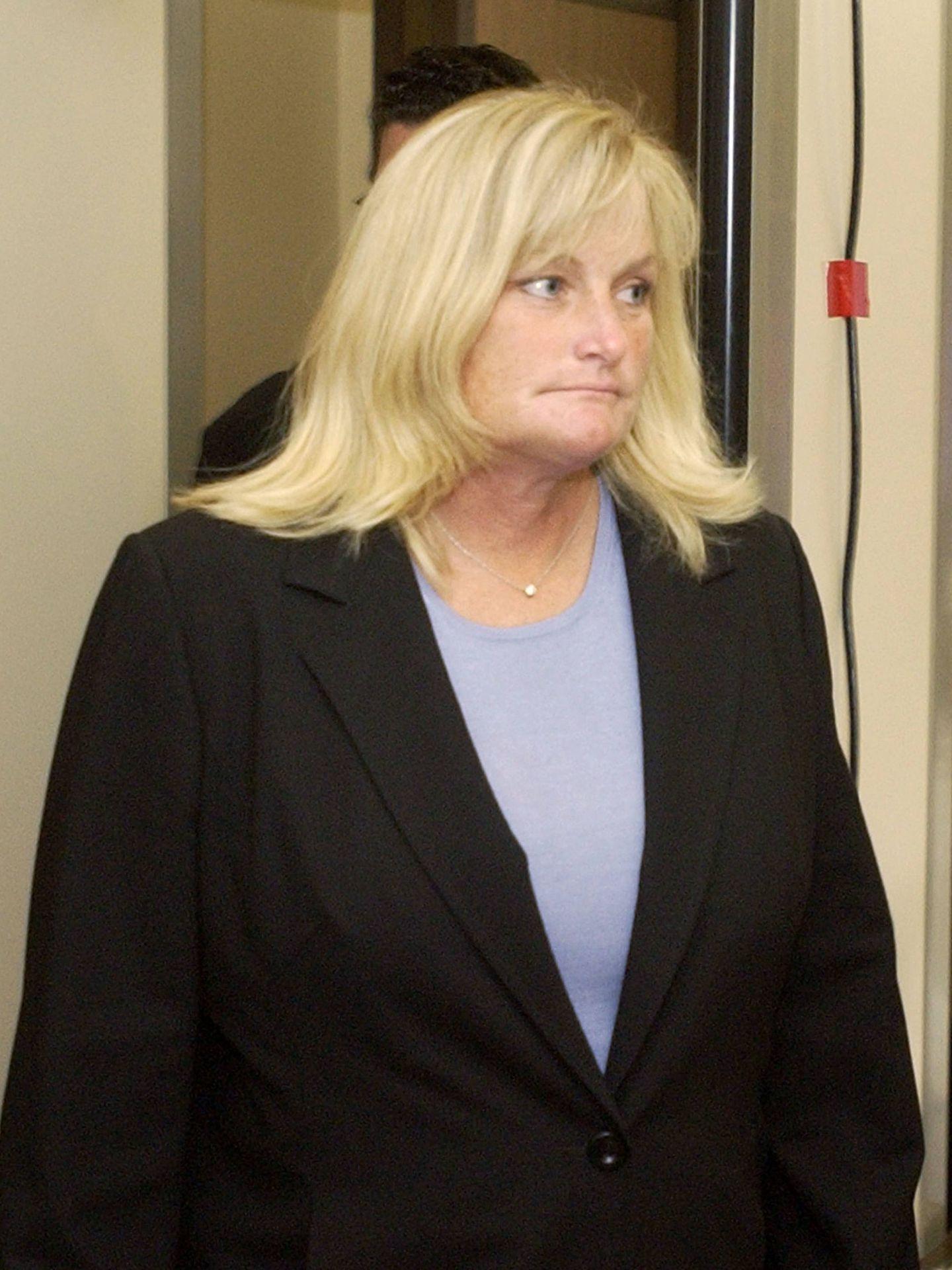 Debbie Rowe. (Getty)