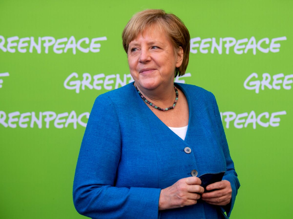 Foto: Angela Merkel. (Reuters)