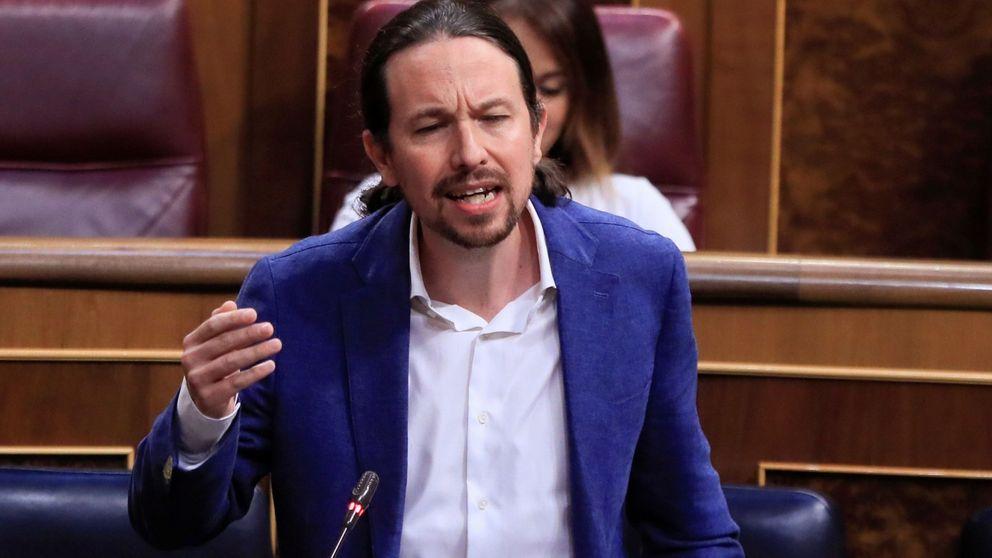 Iglesias niega privilegios de la Fiscalía en el caso Dina: Las cloacas quieren echarnos