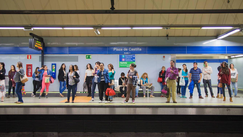Los vigilantes de Metro convocan huelga indefinida a partir del 1 de noviembre