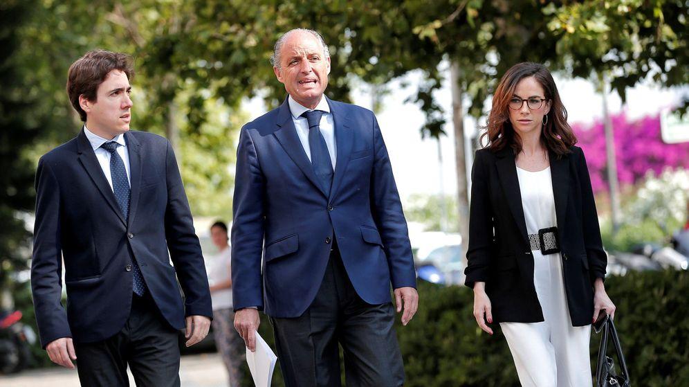 Foto: El expresident de la Generalitat Francisco Camps será juzgado por Gürtel. (EFE)