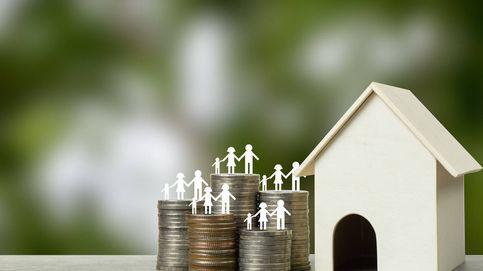 Quiero comprar una casa y ponerla a nombre de mi marido y mis hijas
