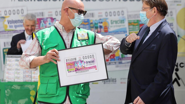 La 'nueva normalidad' llega a la lotería con el regreso de la ONCE después de tres meses