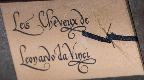 Festival de ciencia y se exhibe un pelo de Leonardo da Vinci: el día en fotos