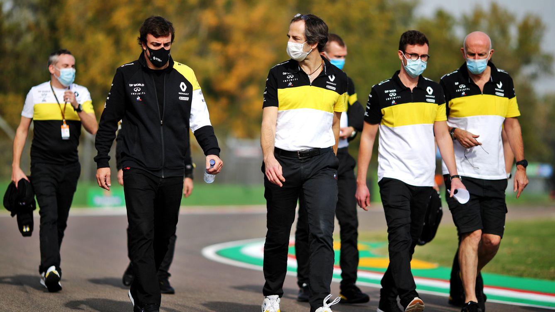 Los equipos temen la temprana llegada de Fernando Alonso a Renault