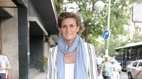 María Zurita, embarazada de su primer hijo a los 42 años