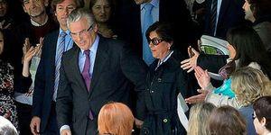 Foto: La mujer de Garzón ingresó 300.000 euros un mes después de que el juez llegara a EEUU