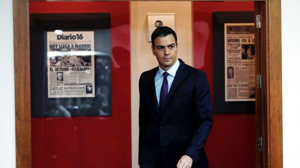 Sánchez se empeña en perder las elecciones