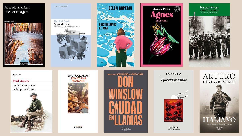 Foto: Diez novelas muy esperadas para este otoño. (EC)