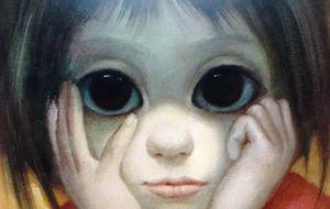 Los ojos que conmovieron a Tim Burton