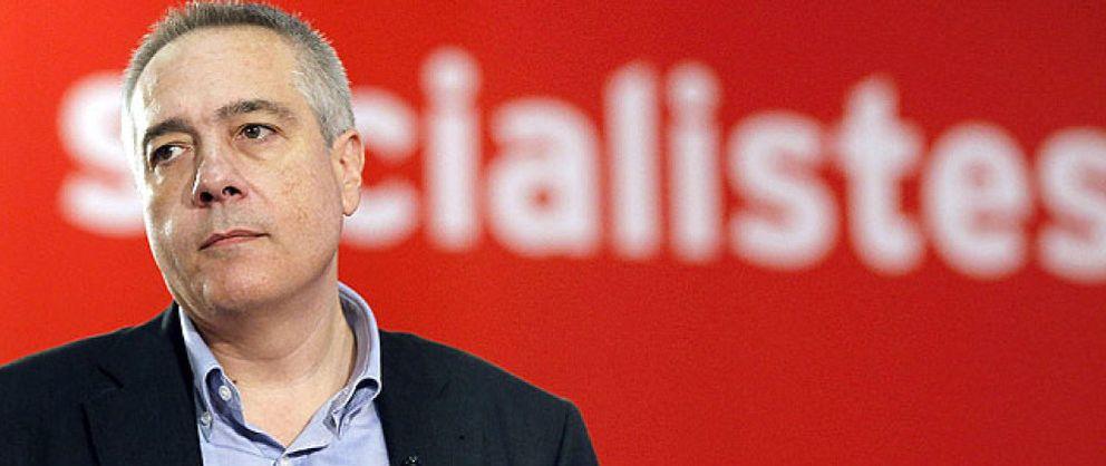 Foto: Pere Navarro, el candidato más odiado de las elecciones catalanas