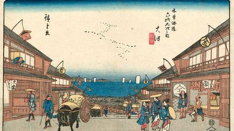 Un viaje minimalista por el Japón del siglo XIX