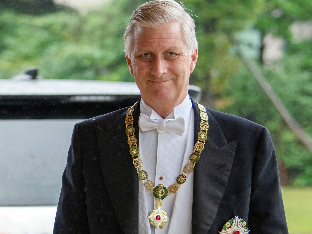 Foto: El rey Felipe de Bélgica, en una imagen de archivo. (Getty)
