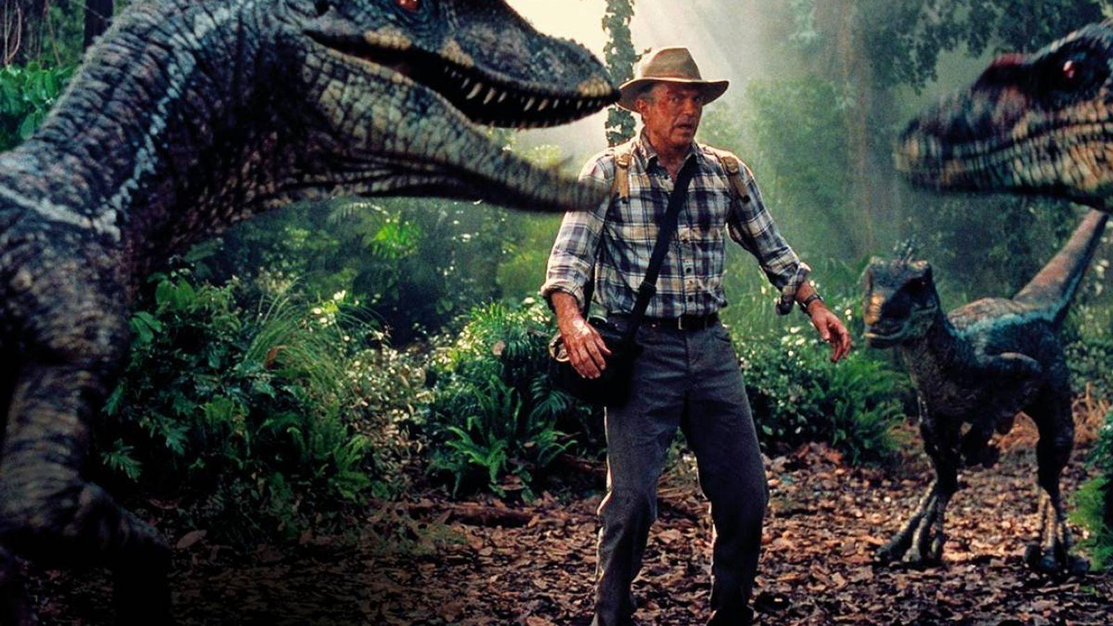 Animales Jurassic Park Se Equivoco Los Velociraptors No Cazaban En Grupo El velociraptor fue un dinosaurio bípedo de movimiento rápido, con poderosas piernas y cuerpos ligeros. animales jurassic park se equivoco