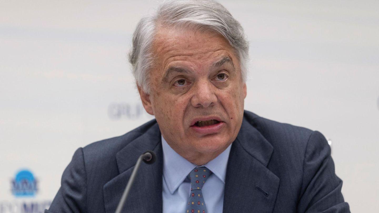 Ignacio Garralda, presidente de Mutua Madrileña. (Efe)