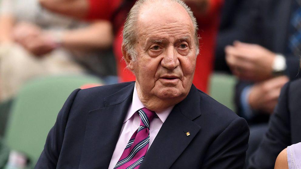 El don de la ubicuidad de Juan Carlos I: de Barcelona a Abu Dabi