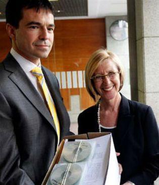 Foto: El fiscal jefe de Segovia pide imputar al autor de la demanda contra Bankia