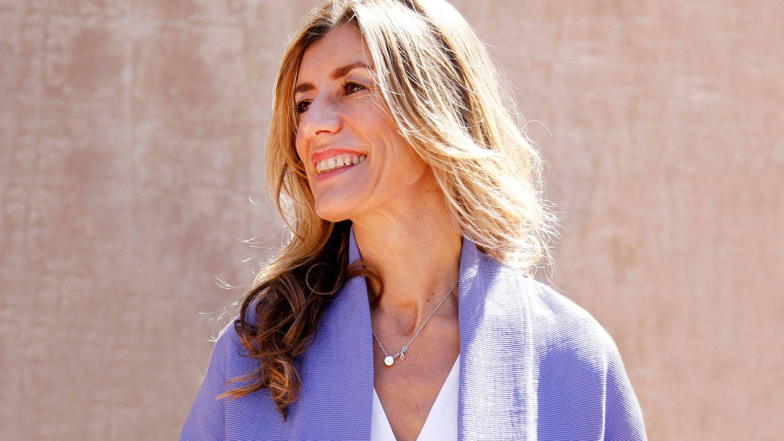 Foto: Begoña Gómez, en una imagen de archivo. (EFE)