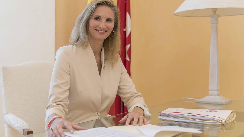 Paloma Martín, consejera de Medio Ambiente, Ordenación del Territorio y Sostenibilidad de la Comunidad de Madrid.