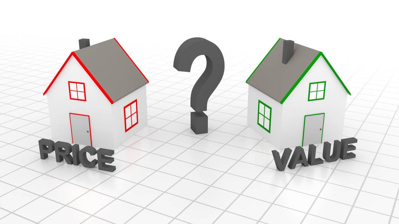 Foto: Si vas a vender tu casa, cuidado, no caigas en estas tres trampas de tu subconsciente. Foto: Istockphoto.