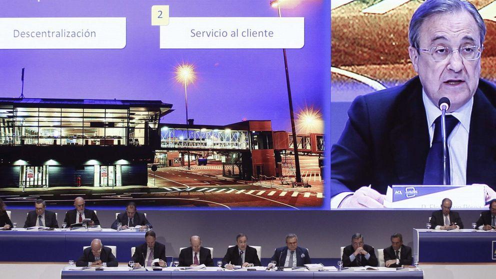ACS demanda al Gobierno por el AVE entre España y Francia