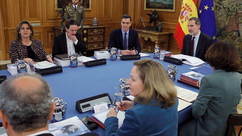 Podemos prepara una ofensiva sobre Casa Real tras el último choque con el PSOE