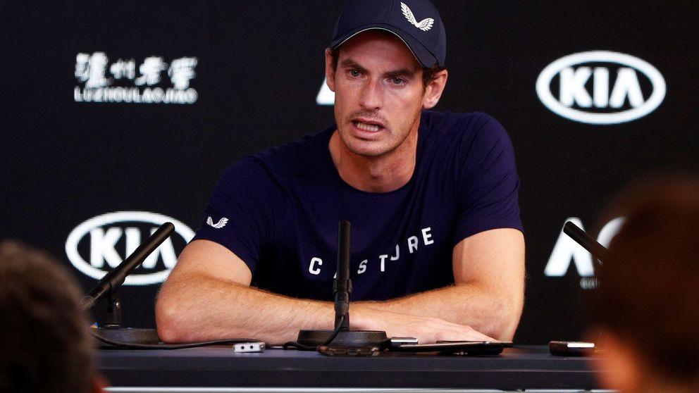 Andy Murray anuncia su retirada entre lágrimas: No llegaré a Wimbledon