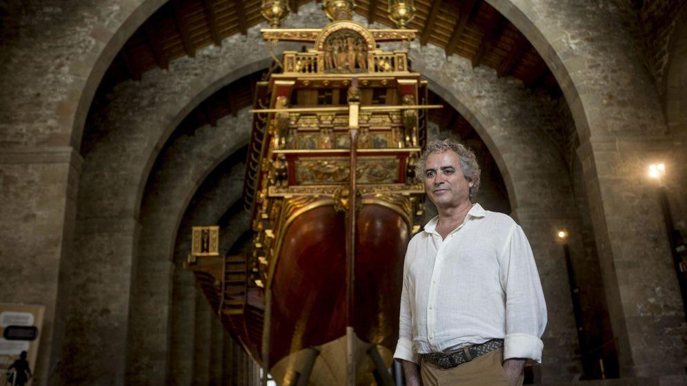 Libros: Falcones presenta la secuela de La Catedral del
