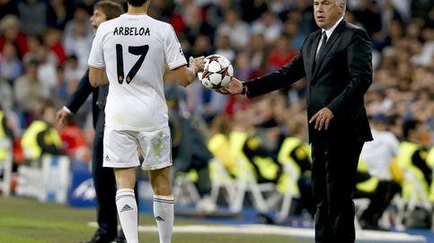 Por qué Ancelotti prefiere de segundo a su hijo y no al 'ahijado' de Florentino