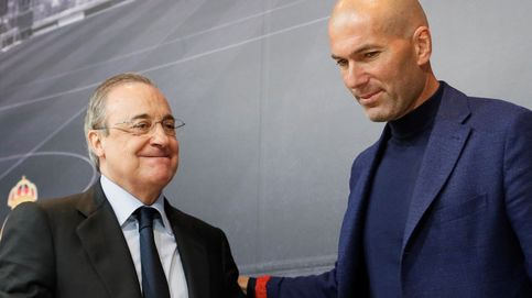 Los seis reproches de Florentino a Zidane en la política de fichajes del nuevo Real Madrid