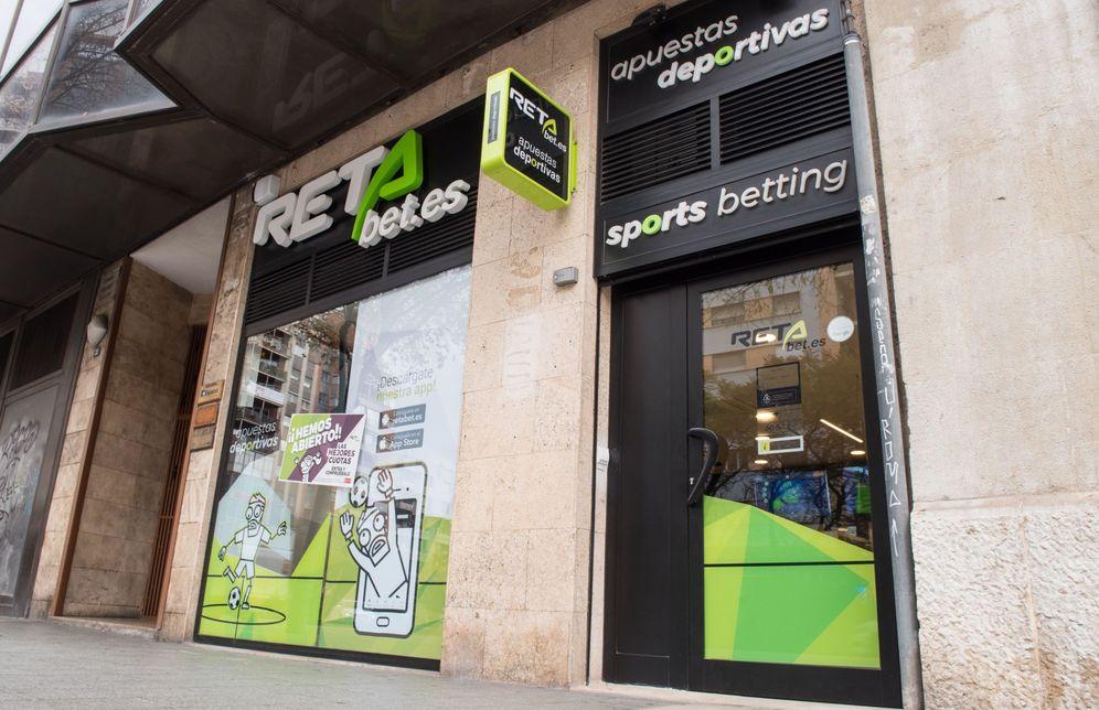 Foto: Local de apuestas en Palma de Mallorca (EFE)