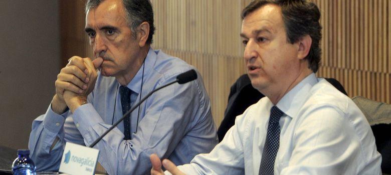 Foto: José Maria Castellano (i), y César Bueno (EFE)