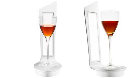 WineOLED, una lámpara para catar vinos