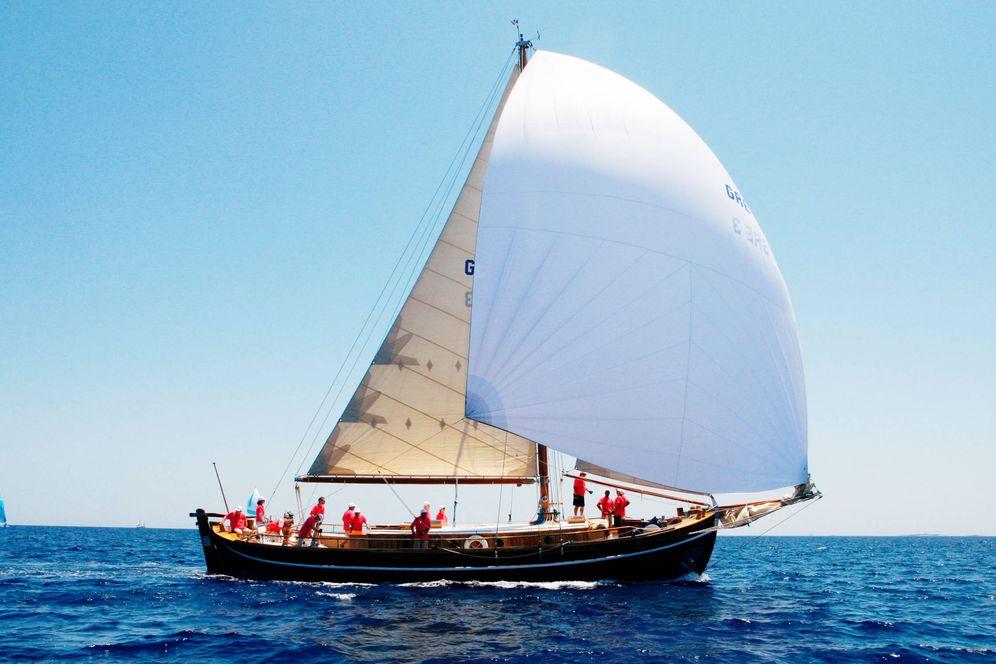 Foto: El velero Afroessa (Alamy)