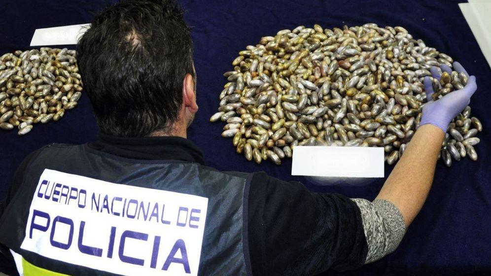 Foto: Agente del Cuerpo Nacional de Policía (Efe)