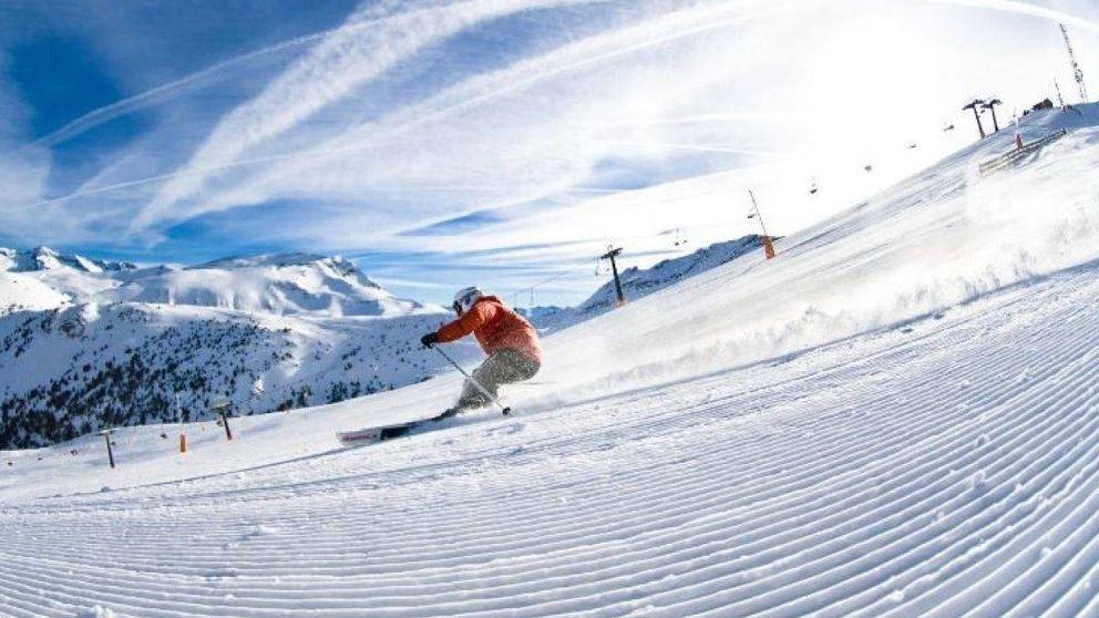 Deportes de invierno que queman muchas calorías y adelgazan