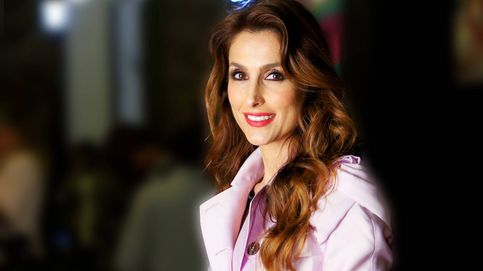Paloma Cuevas ya está en la Cetrina para la primera comunión de su hija